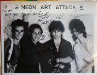 Neon Art Attack