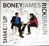 Boney James and Rick Braun