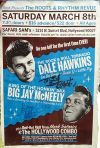 Dale Hawkins and Big Jay McNeely
