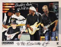 Eric Clapton and Buddy Guy