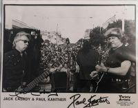 Jack Casady and Paul Kantner Jefferson Airplane