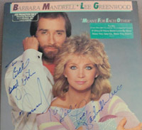 Barbara Mandrell and Lee Greenwood