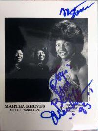 Martha Reeve and the Vandellas