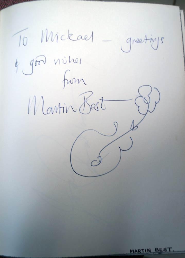 Martin Best