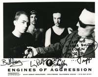 Engines of Aggression
