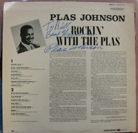 Plas Johnson
