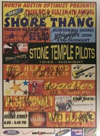 Stone Temple Pilots Big Head Todd Toadies Push Monkey